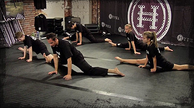 Hyper Training in Hudson - Inner Dragon Martial Arts Llc